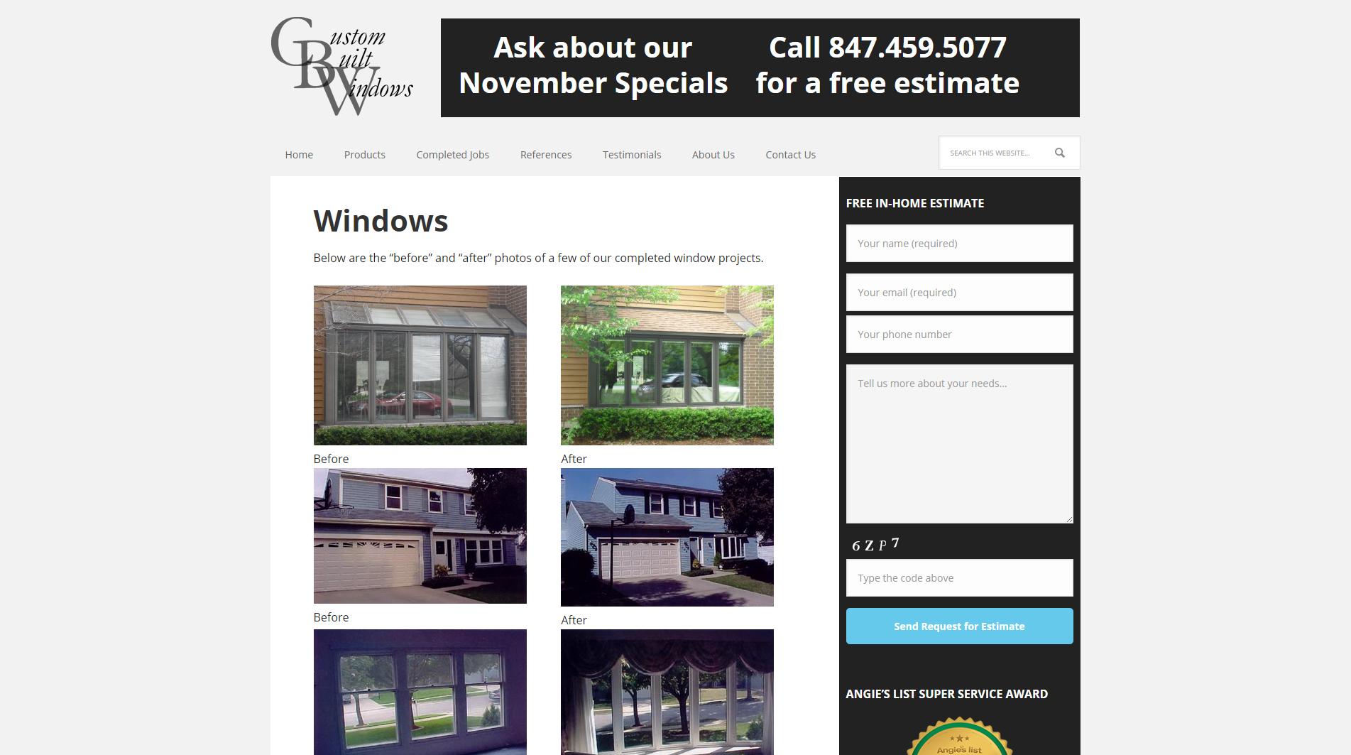 Windows - Custom Built Windows Inc