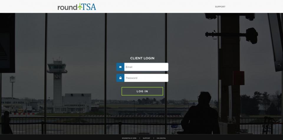 roundTSA Client Login