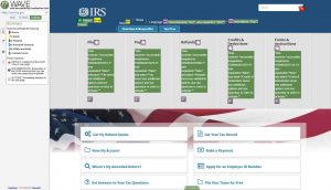 WAVE Report of Internal Revenue Service - An official website of the United States government