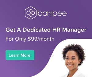 Bambee.com - Get a Dedicated HR Manager