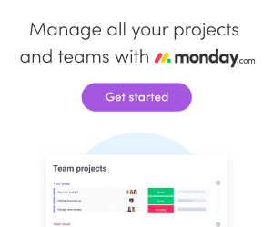 Monday.com - Manage your projects and teams