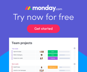Monday.com - Try now for free